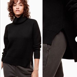Aritzia Wilfred Free Lin Sweater wool  XXS